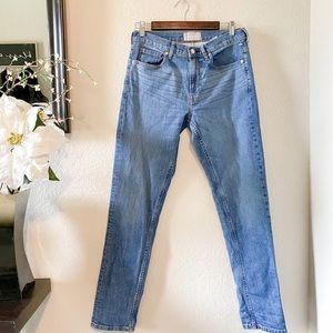 Everlane Straight Jean 30x32 90's